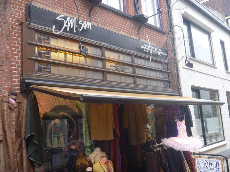 SamSam, Noordstraat, april 2013 - foto: Esther Nagtegaal