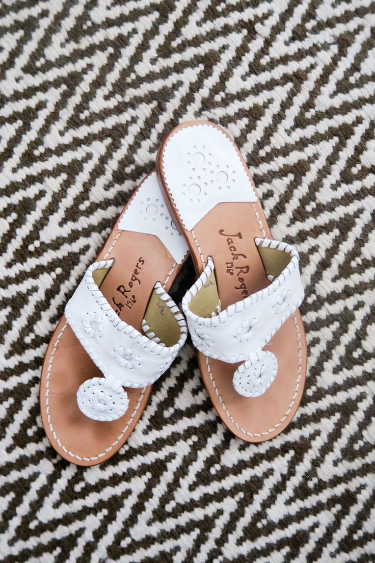 Jack Rogers sandals can be some work to break in, but it's so worth it in the end. Here are my tips for quickly breaking in your new pair of Jack Rogers.