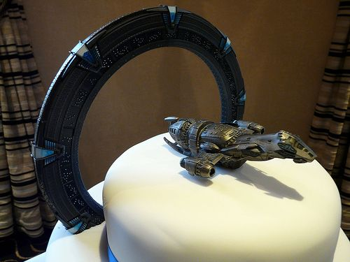 Stargate + Serenity = Mixed Marriage