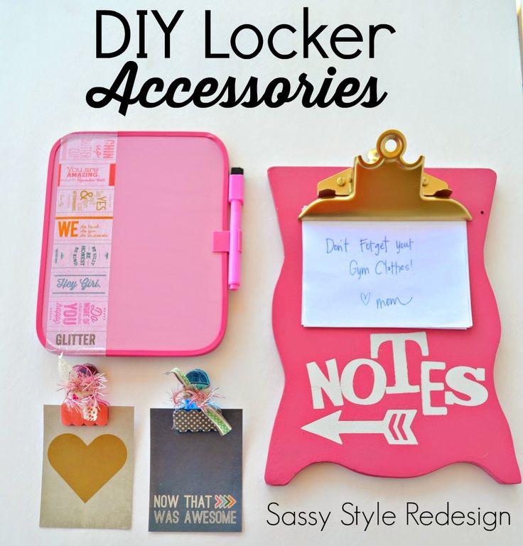 school locker decorations uk accessories diy staples back ideas