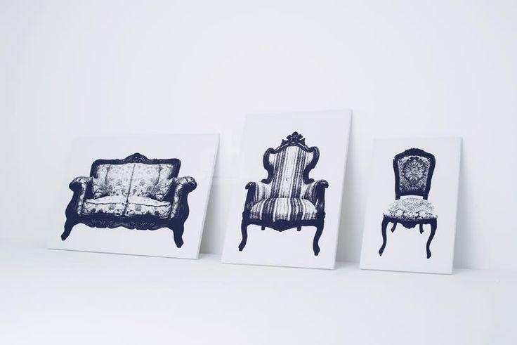 Canvas Furniture by YOY design studio