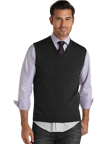 18 best Καζάκα - V Neck Sweater Vest images on Pinterest | Sweater ...