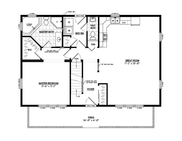 Best Design For Tiny Houses Floor Plans On Wheels Or Trailer That Can Use As New Idea To Get Your Own  fortable Home together with Passive Solar Homes likewise Small Garages With Loft together with One Story House Plans With Open Floor Plan also The Small House Movement. on tumbleweed house floor plans