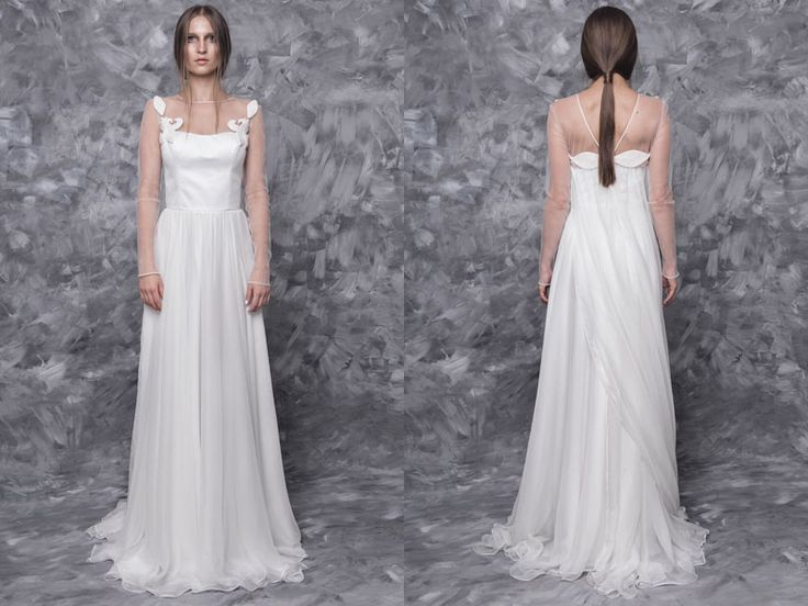 Aerin Ligia Mocan S/S 16 Bridal Collection