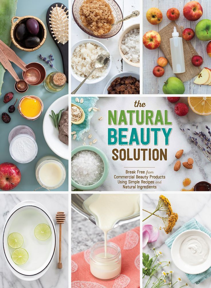 Book News Pre Orders For The Natural Beauty Solution Available Now