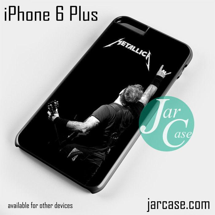Metallica concert Phone case for iPhone 6 Plus and other iPhone devices