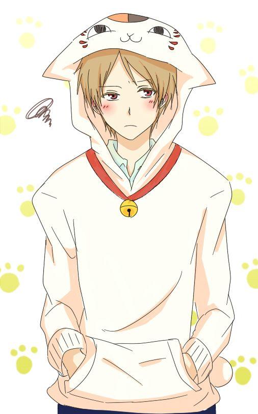 Natsume looks so cute