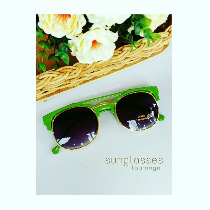 Gafas de sol ☀ Wapp 3015656550 Envios Nacionales Instagram  @laurangoaccesorios