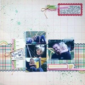 "Using the ""Grandma's Attic"" add-on by Amanda Johnson"