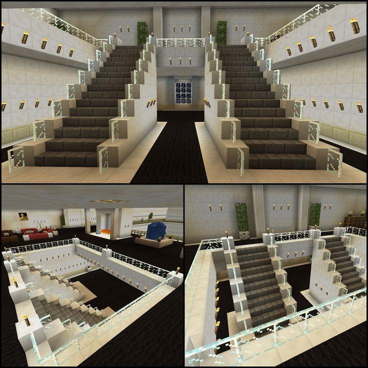 Minecraft Living Rooms