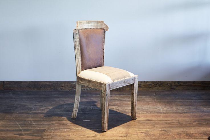 Chaise en bois melendez