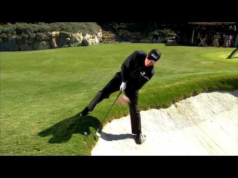 Congrats to Phil for winning the 2013 British Open.  Love his backward shot from his lessons.  Phil Mickelson's Famous Backward Shot