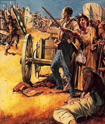 the-south-star - The Battle of Blood River