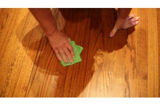 How to Remove Scratches on Laminate Wood Floors | eHow