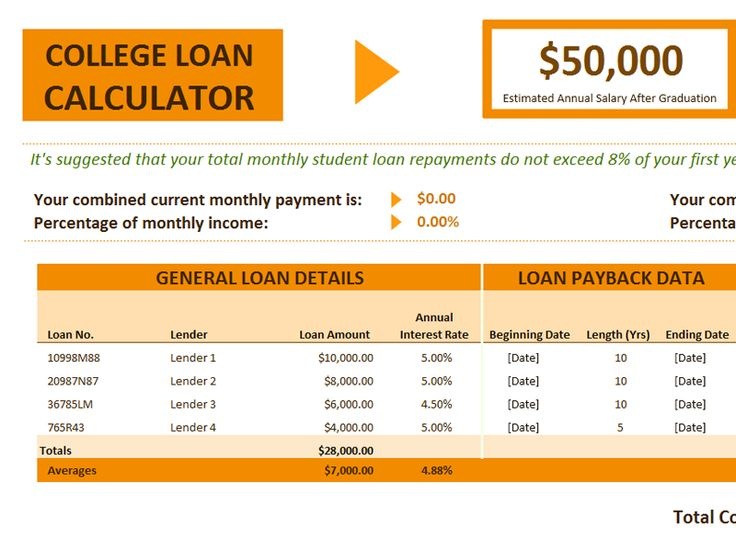 The 25+ best Log into office 365 ideas on Pinterest Half page - loan calculator template