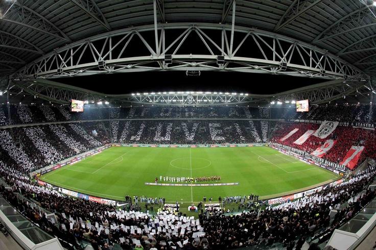 Juventus Stadium. Mosaico!