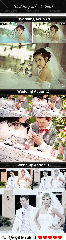 Wedding Effect  Vol.1