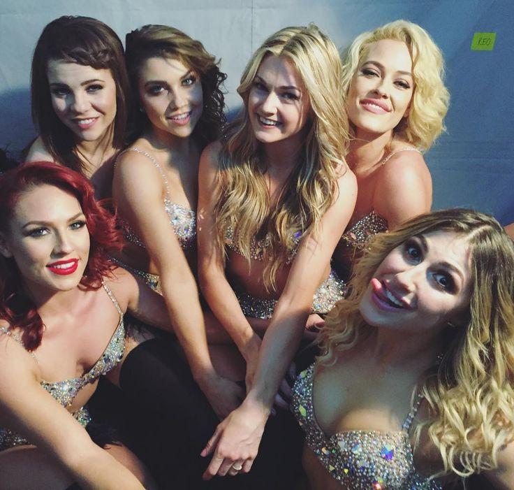 """Girlies on tour  #KansasCity you are amazing! @dancingabc"""