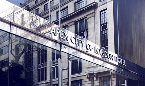 Apex City of London Hotel