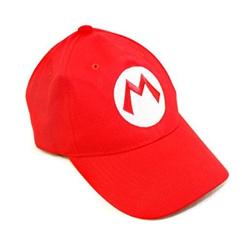 "Amscan Super Mario Brothers Birthday Party Vac Form Cap Accessory, Multicolor, 4"" x 6 1/2"" x 10"""