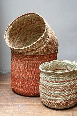 Baskets - lovely shape and size