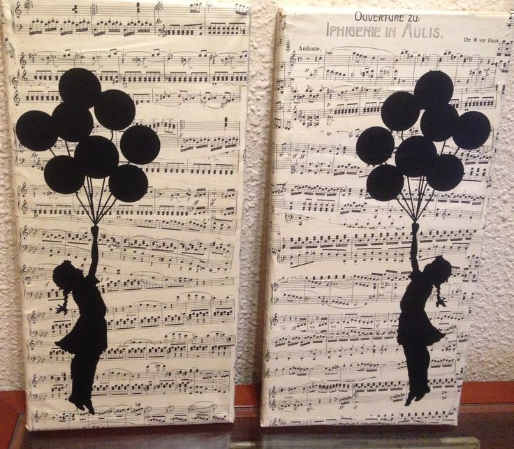 Sombra sobre partituras antiguas