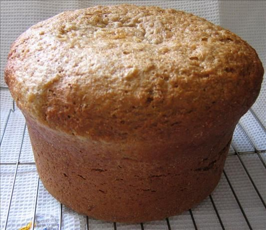 Couldn't Be Easier Slow Cooker Whole Wheat Bread