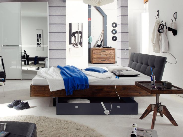 Massivholzbett design  31 best Hasena Betten images on Pinterest | Bedroom, Couch and Diy ...