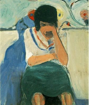 Richard Diebenkorn >>> has always been one of my all-time favorite artists!