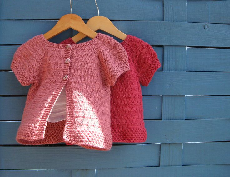 11 best Free Baby Sweater Knitting Patterns images on Pinterest ...