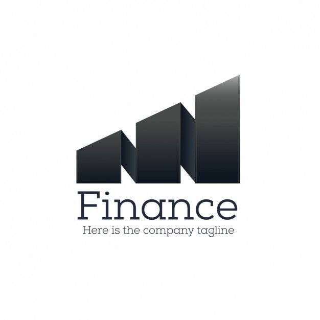 Modern Finance Logo - Free Download