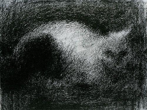 "Seurat ""The Cat"""