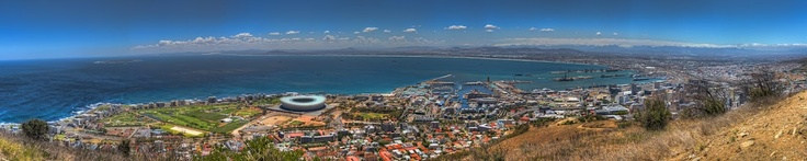 Green Point and beyond, Western Cape, South Africa