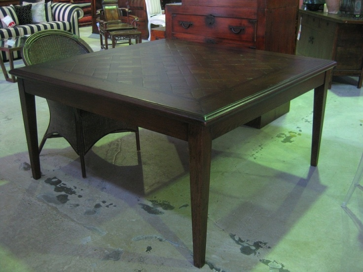 1000 ideas about Square Dining Tables on Pinterest  : 8c23bdf59499326ed4ce1544e3ae7968 from www.pinterest.com size 736 x 552 jpeg 126kB