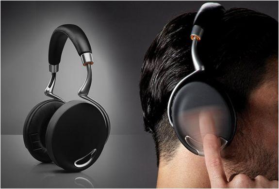 Parrot Zik Touch Bluetooth Headphones $399
