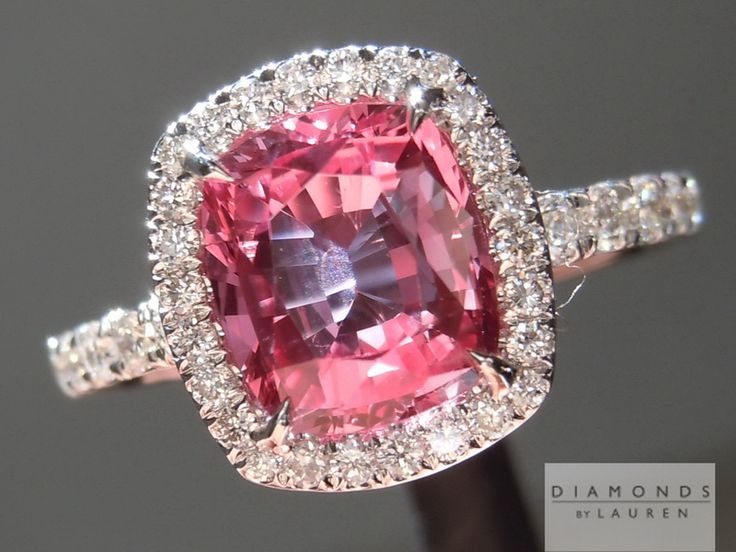 Best 25 Pink Sapphire Ring Ideas On Pinterest Pink