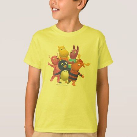 The Backyardigans | The Backyardigans T-Shirt - tap to personalize and get yours