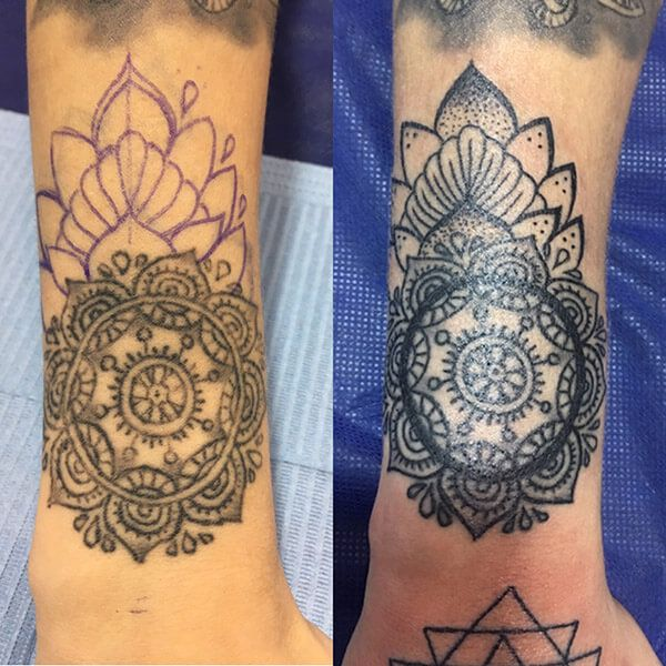 Tatuaje de mandala realizado en nuestro centro de Montera de Madrid.    #tattoo #tattoos #tattooed #tattooing #tattooist #tattooart #tattooshop #tattoolife #tattooartist #tattoodesign #tattooedgirls #tattoosketch #tattooideas #tattoooftheday #tattooer #tattoogirl #tattooink #tattoolove #tattootime #tattooflash #tattooedgirl #tattooedmen #tattooaddict#tattoostudio #tattoolover #tattoolovers #tattooedwomen#tattooedlife #tattoostyle #tatuajes #tatuajesmadrid #ink #inktober #inktattoo