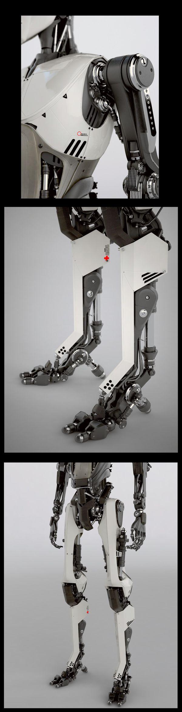 AUDI A4 ROBOTS COMMERCIAL by SADGAS