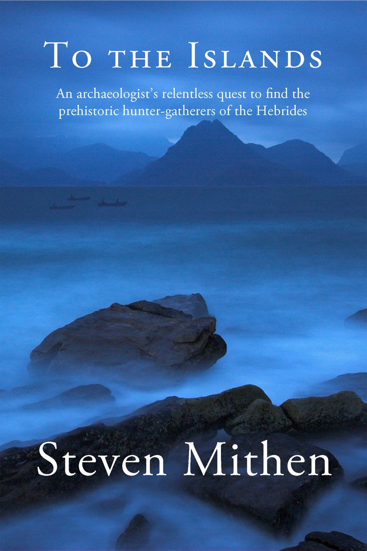 To the Islands is the personal memoir of archaeologist Steven Mithen's twenty-five-year quest to uncover the world of Mesolithic hunter-gatherers in the Hebridean islands – and his defence of archaeology as a lifelong passion.