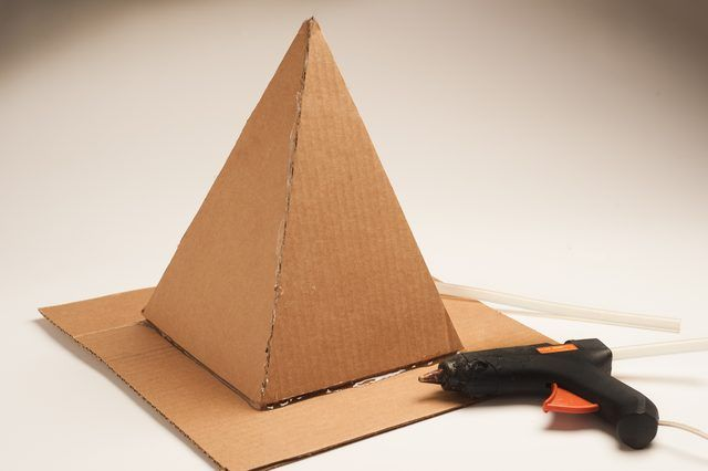 How to Build a Pyramid for a School Project (with Pictures) | eHow | eHow