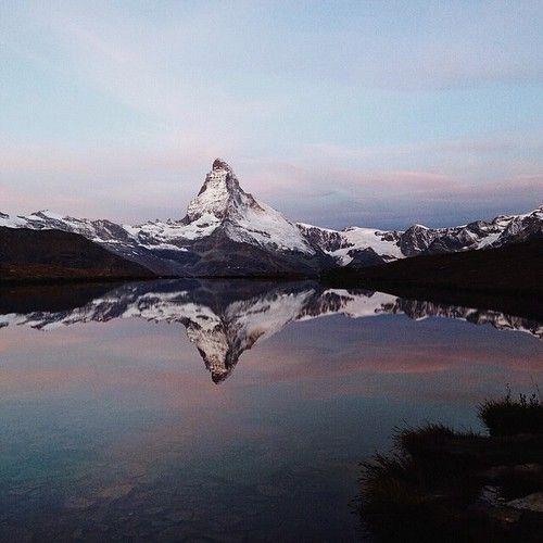 grafika mountains, nature, and sky