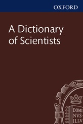 A Dictionary of Scientists Oxford Reference   #biblioteques_UVEG