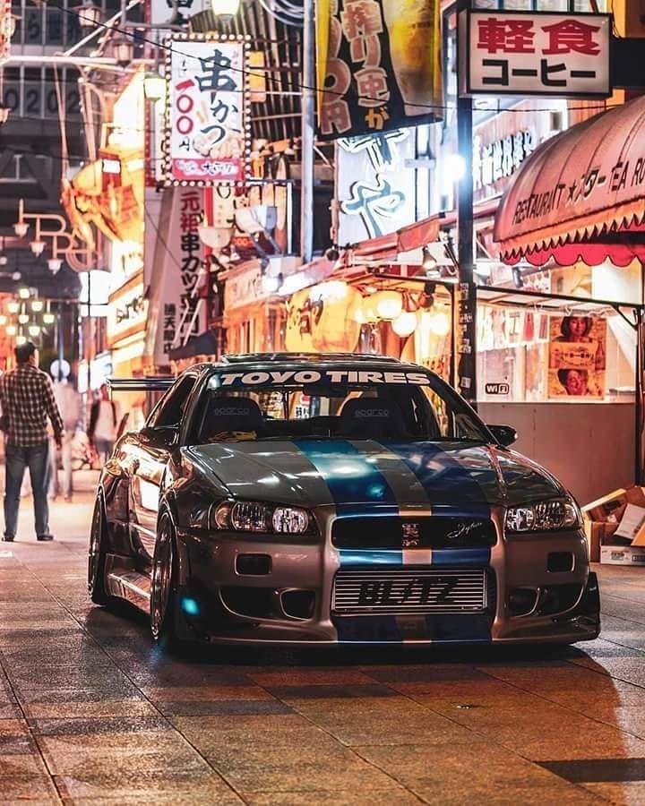 Nissan Skyline R34 #Nissan #Skyline #R34 #Carporn #jdm