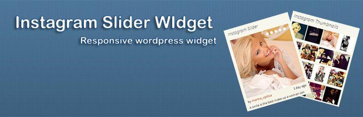 WP Instagram Images Widget