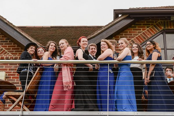 Oakhouse Photography at Wilmington Grammar School Prom 2015.