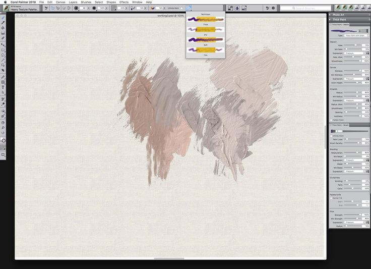 Corel Painter 2018 review: the world's best painting software can now create thick layers of paint - Review - https://www.webmarketshop.com/corel-painter-2018-review-the-worlds-best-painting-software-can-now-create-thick-layers-of-paint-review/