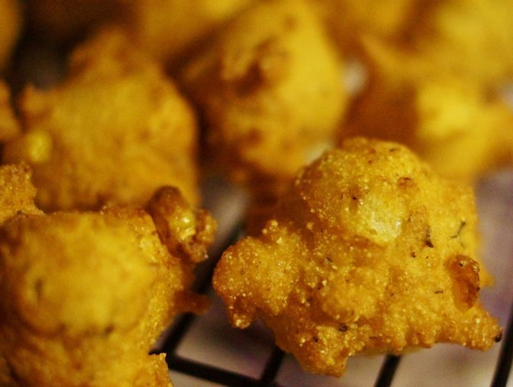 Recipes from Disney World! Walt's Favorite Hush Puppies, as is served as is served at Disneyland.