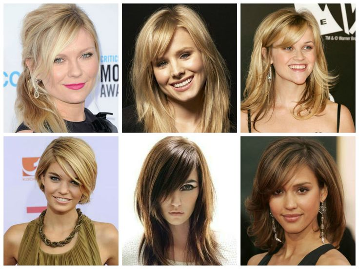 The Best Layered Bangs Hairstyles