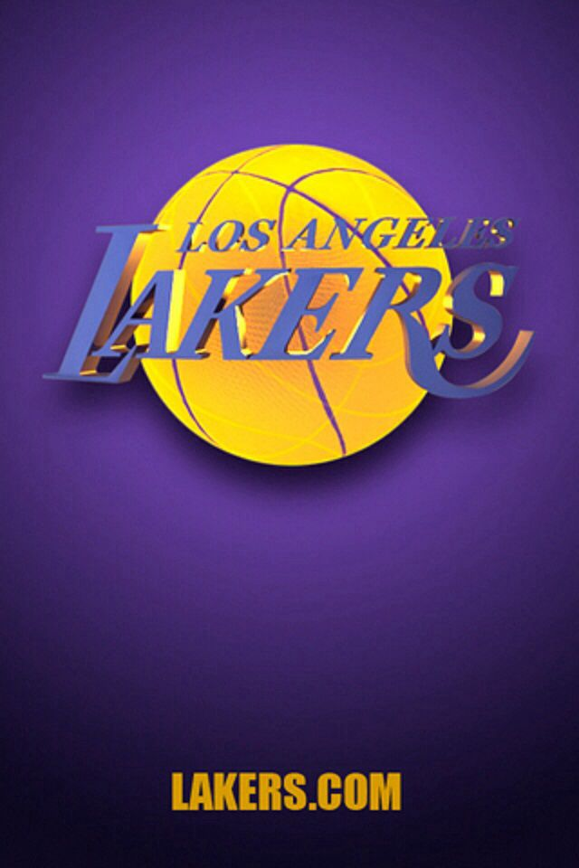 Cool LA Lakers wallpaper Basketball Pinterest Wallpapers